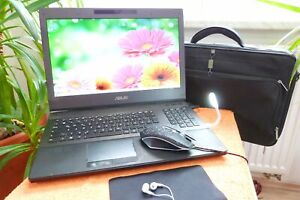 Asus ROG G74 Gaming l 17 Zoll FHD l 32GB RAM l Core i7 l GeForce GTX l SSD HDD