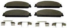Disc Brake Pad-Total Solution Semi-Metallic Brake Pads Front Monroe DX1070