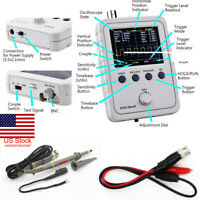 2019 DSO Handheld Oscilloscope Full Assembled With P6020 BNC Standard Probe DIY