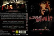 Ken Hensley : Blood on the highway (Uriah Heep 2-DVD)