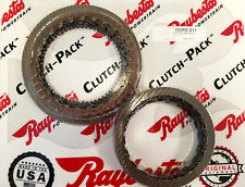 Turbo 350 TH350C TRANSMISSION High Energy Friction Plate Kit 1969-1986 Raybestos
