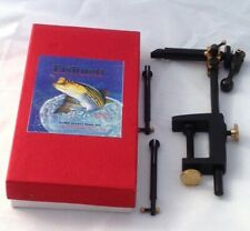 Vise, Supreme Fly Tying By Fishnett FF102 with 2 Extra Jaws Brand New in a Box