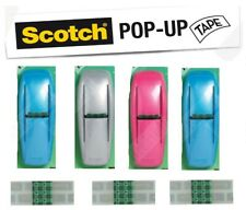 Scotch Pop Up Tape Hand Dispensers + Refills Combos 1,2 & 3 REPACK #BargainTrend