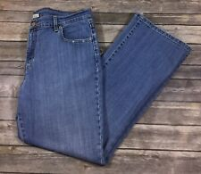 Levis 515 Womens Boot Cut Casual Denim Jeans 16 Short Petites Light Wash GUC 320