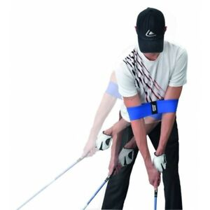 Power Band Golf Swing Training Aid Increase Power, Reduce Hooks and Slices