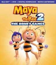 New: MAYA THE BEE 2 - The Honey Games [Blu-ray+DVD+Digital Download]