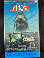 JAWS 3 VHS