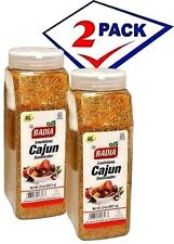 2 Pack Badia Spices Cajun Seasoning Lousiana Seafood Sazonador Cajun 23 Oz