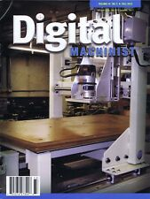 Digital Machinist Magazine Vol.10 No.3 Fall 2015