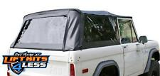 Rampage 98401 Complete Soft Top Kit for 1966-1977 Ford Bronco