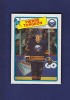 Pierre Turgeon RC 1988-89 O-PEE-CHEE Hockey #194 (EXMT+)