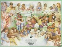 Canada — S. Sheet — United Nations International Year of the Family #1523 — MNH