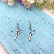 Scissor Earrings Scissors Earrings Hairdresser Shears Sewing Hair Dresser Gift