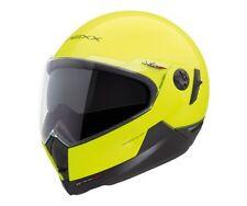 NEXX X30 CORE FLIP FRONT YELLOW HELMET - SIZE  XXL - NOW ONLY £109
