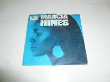"""MARCIA HINES - Your love still Brings me to my knees - 1981 Dutch 7"""" Single"""
