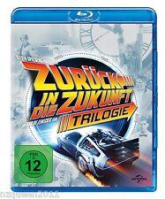 Zurück in die Zukunft - Trilogie (4 Discs, 30th Anniversary Edition) [Blu-ray]