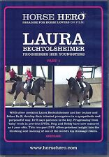 NEW SEALED Dressage DVD Laura Bechtolsheimer Progresses Her Youngsters Part 1