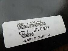 2005-2006 Polaris IQ 440 1.438X10 5/8 CVT Drive Belt 3211104 OEM New