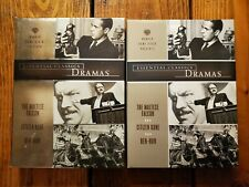 Essential Classics - Dramas (The Maltese Falcon / Citizen Kane / Ben-Hur) Dvds
