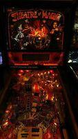 Theatre Of Magic TOM - Lighted Pinball LED Speaker Panel - ULTIMATE