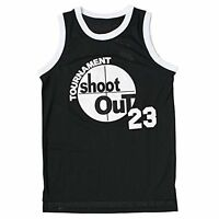 Tournament Shoot Out Above The Rim Movie Birdie #96 Motaw #23 Basketball Jerseys