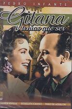 DVD - Gitana Tenias Que Ser NEW Pedro Infante Carmen Sevilla FAST SHIPPING!