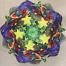 Rainbow Stars Medium Infinity Lamp IQ Puzzle Jigsaw LuvaLamps 10 Pieces USA