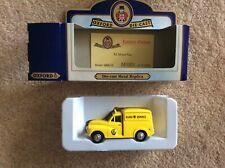 Oxford Diecast Morris Minor Van - AA MINOR VAN. Old Logo. Boxed Ltd Ed