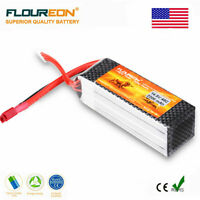 4S 14.8V 2200mAh 45C Lipo RC Battery T Plug for RC Helicopter Monster Truck Car