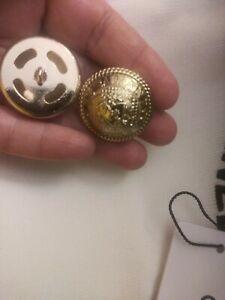 Balmain Button Crest 28 mm Dome