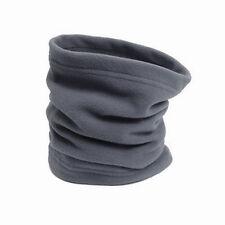 Polar Fleece Thermal Neck Warmer Gaiter Face Mask Snood Hat Scarf *Warm Winter*