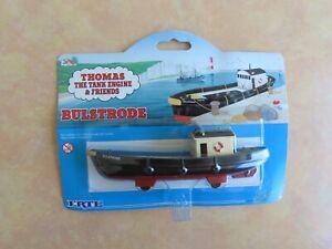Ertl Thomas the Tank Engine Bulstrode Boat Plastic Model (Sealed) 1998 Card