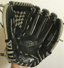 "Rawlings Rbg4 13"" Player Preferred Series Gray/Black Lh Baseball Glove/Mitt Rht"