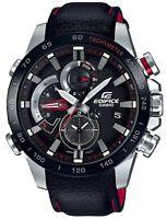 CASIO EDIFICE RACE LAP Chronograph EQB-800BL-1AJF Men's Watch New in Box