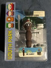 South Park Mr. Hankey Figure Series 2 Surprised Face No Teeth Mezco 2006 Sealed