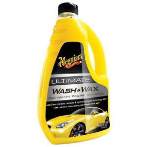 Meguiar's Ultimate Wash & Wax car shampoo 1420ml