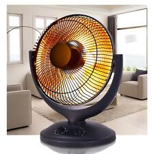 Home office Electric Parabolic Oscillating Infrared Radiant Space Heater W/Timer