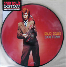 "DAVID BOWIE * Tristesse * 40TH ANNIVERSARY LIMITED ED 7"" picture disc * BN!"