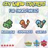 6IV KANTO STARTERS | Pokemon Sword & Shield | SHINY✨ | LEGITIMATE | HOME