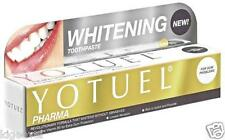 YOTUEL Pharma 100% DETERGENT FREE = For sensitive Gums WHITENING TOOTHPAST 50ml