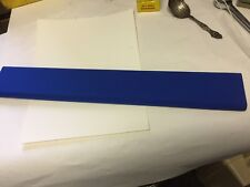 """New BLUE Computer Keyboard Wrist Rest Support Comfort Made in USA, 171/2"""" x 3.25"""