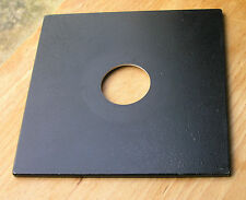 Horseman genuine   lens board panel for copal 0 compur 0 34.5mm hole