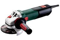 Smerigliatrice Angolare METABO WEV15-125 Quick cod. 600468000 125 mm. V. 220