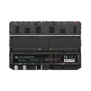 Lilliput 17.8cm Helligkeit 4K Sdi DSLR On Camera 1800 CD/m2 6500K 7500K Monitor