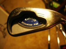 Callaway SteelHead X16 Single 3 Iron Club Right Hand Uniflex Shaft
