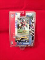 2001 Ladainian Tomlinson 1:58 Scale PT Cruiser Rookie Card Fleer 34 NFL Football