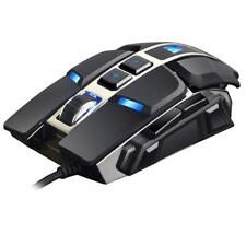 WASDkeys Optical M300 Gaming Mouse, USB, Black, 4000dpi, 6 Buttons