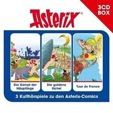 ASTERIX - ASTERIX 3-CD HÖRSPIELBOX VOL.2 - 3 CD - NEU!!