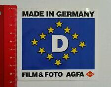 ADESIVI/Sticker: Agfa Film & foto (19041641)