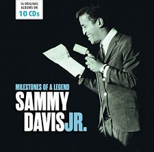 Sammy Davis Jr. - Milestones Of A Legend [CD]
